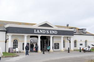 Eingang zu Lands End