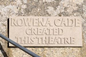 Rowena Cade - erbauerin des Minack Theatre