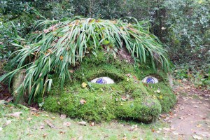 The Lost Gardens of Heligan - The Giants Head
