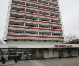 Mercure Berlin Alexanderplatz