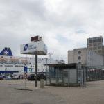 DFSD Seaways Terminal in IJmuiden