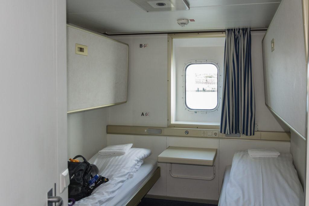 4 Bett Kabine 0566 auf der King Seaways