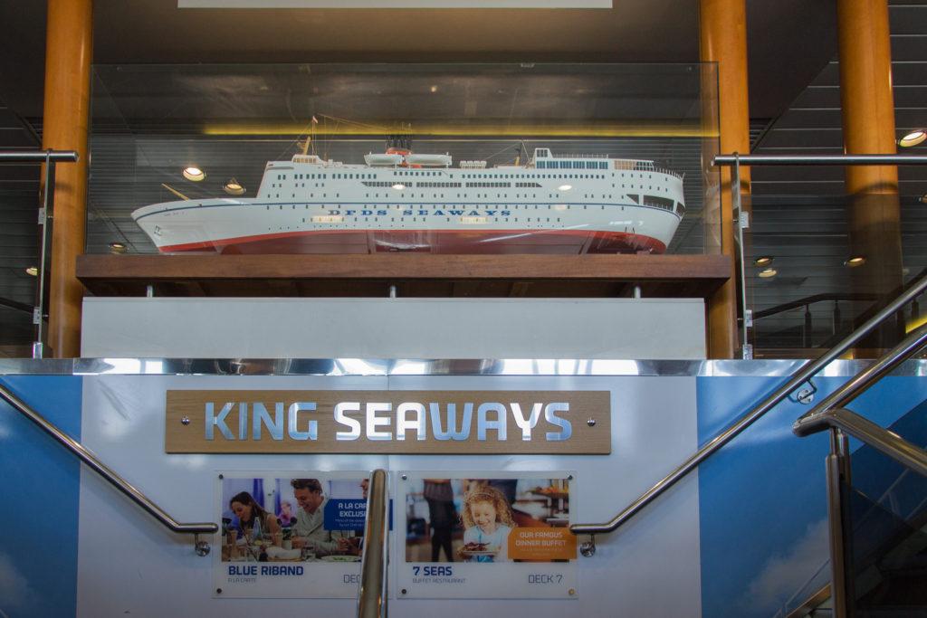 King Seaways - wo gehts lang?