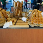 Brot Buffet im 7Seas Buffet Restaurant auf der King Seaways
