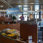 Kinder Buffet im 7Seas Buffet Restaurant auf der King Seaways