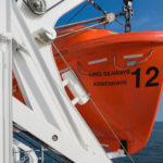 King Seaways Rettungsboot