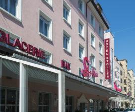 Mercure Stoller Zürich - Eingang