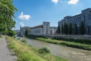 Sihl und Elektrizitätswerk der Stadt Zürich