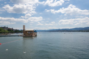 Der Zürichsee - ein muss beim Wochenende in Zürich