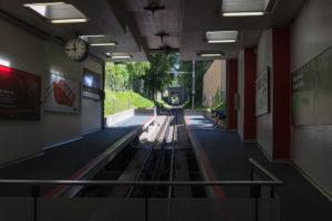 Dolderbahn - Zahnradbahn Zürich