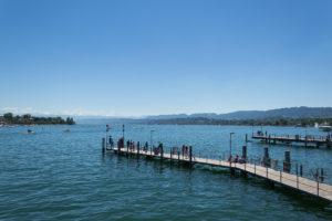 Wow was ein Wetter am Zürichsee