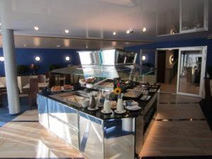 Frühstücksbuffet Gästehaus Therme Erding