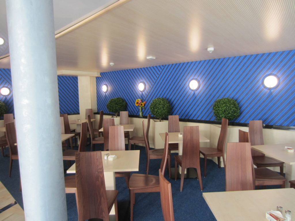 Frühstücksraum Gästehaus Therme Erding