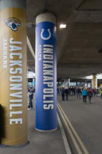 Jacksonville Jaguars gegen Indianapolis Colts