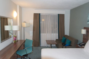 Zimmer im Hilton Garden Inn London Heathrow Airport