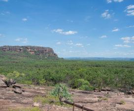 Aussicht vom Ubirr Rock