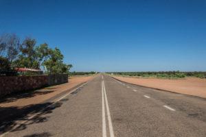 Outback - so weit ist der Weg