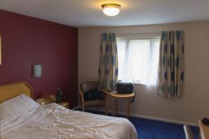 Mercure Hatfield Oak Hotel - Unser Zimmer