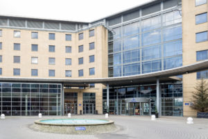 Hilton Newcastle Gateshead - Eingangsbereich