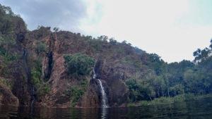 Wangi Falls, zwei Wasserfälle mit kleinem Pool