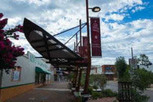Weihnachten kommt auch nach Alice Springs