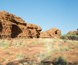 Kings Canyon Panorama