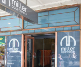 Millers Apartment Adelaide