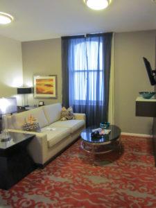 Wohnbereich Miller Apartment Adelaide