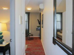 Größe des Miller Apartment Adelaide