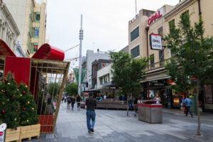 Es Weihnachtet in Adelaide