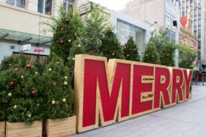 Merry - Weihnachtsschmuck