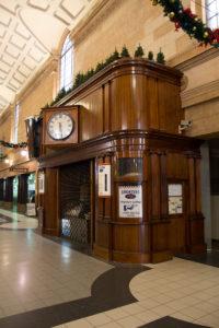 Alter Bahnhof in Australien