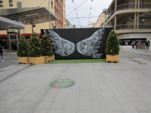 Flügel der Engel