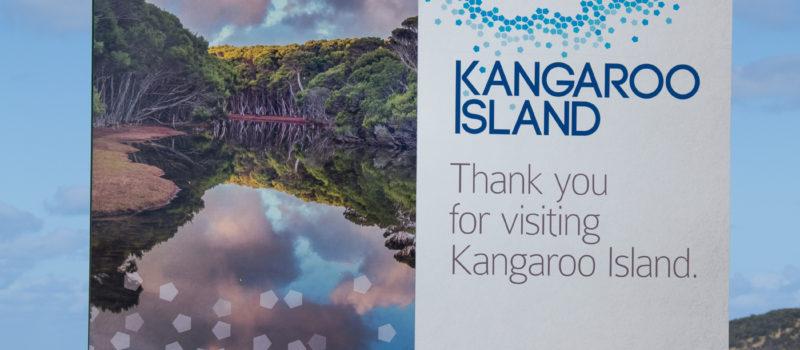 Thank you for visiting Kangaroo Island