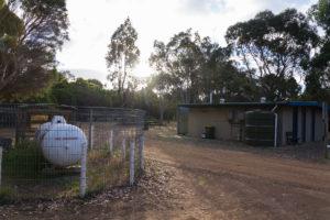 Sanitäranlagen Western KI Caravan Park