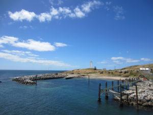 Hafen von Cape Jervis