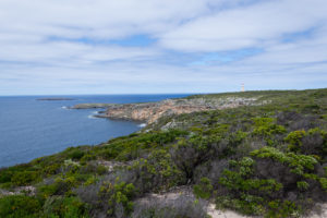 Küste Australiens auf Kangaroo Island
