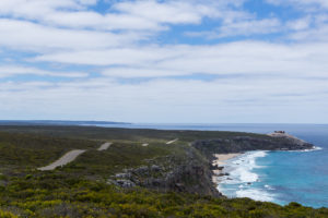 Straße im Flinders Chase National Park