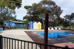 Pool - Port Willunga Tourist Park