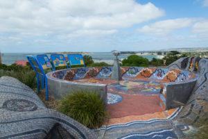 Aborignes Denkmal in Victor Harbor