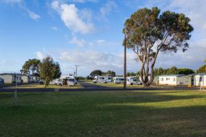 Stellplatz auf Discovery Holiday Parks Robe