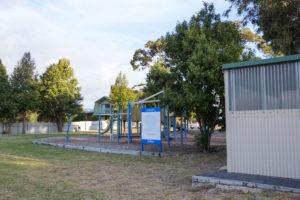Spielplatz auf dem Discovery Holiday Parks Robe