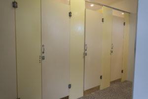 Waschräume auf dem Campingplatz