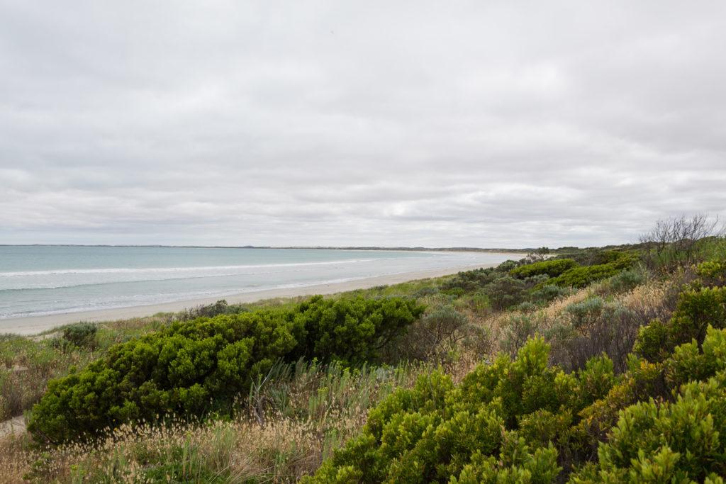 Küste bei Robe