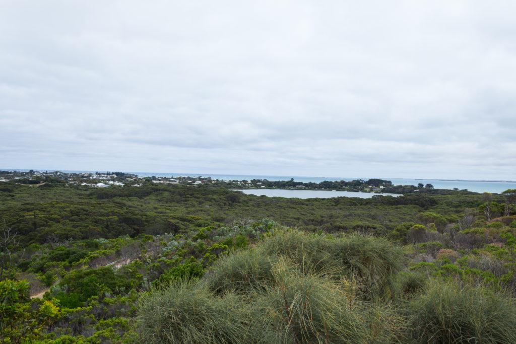 Eine sehr schöne Landschaft hier bei Robe