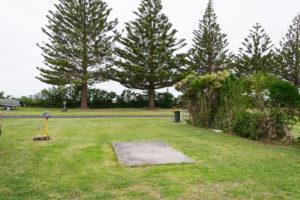 Stellplatz im Port MacDonnell Tourist Park