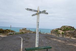 Cape Northumberland - Wegweise