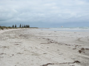Strand bei Port MacDonnell Tourist Park