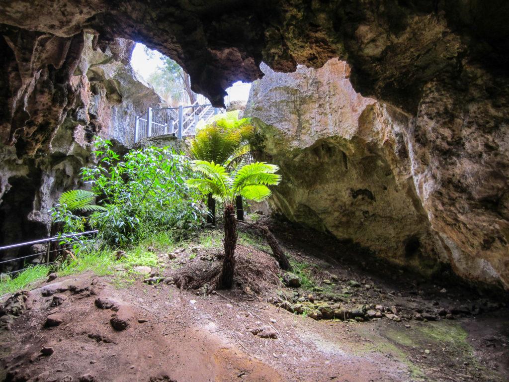 Wow was für eine tolle Höhle