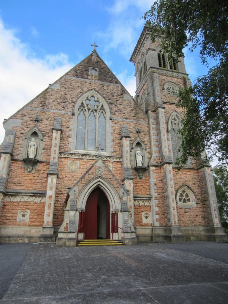 Schöne Kirche in Mount Gambier